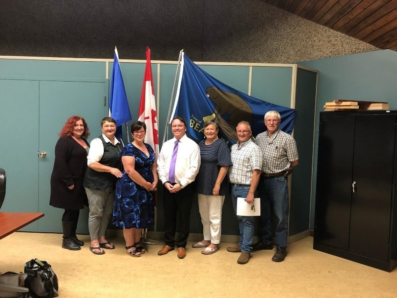 Town of Beaverlodge Council