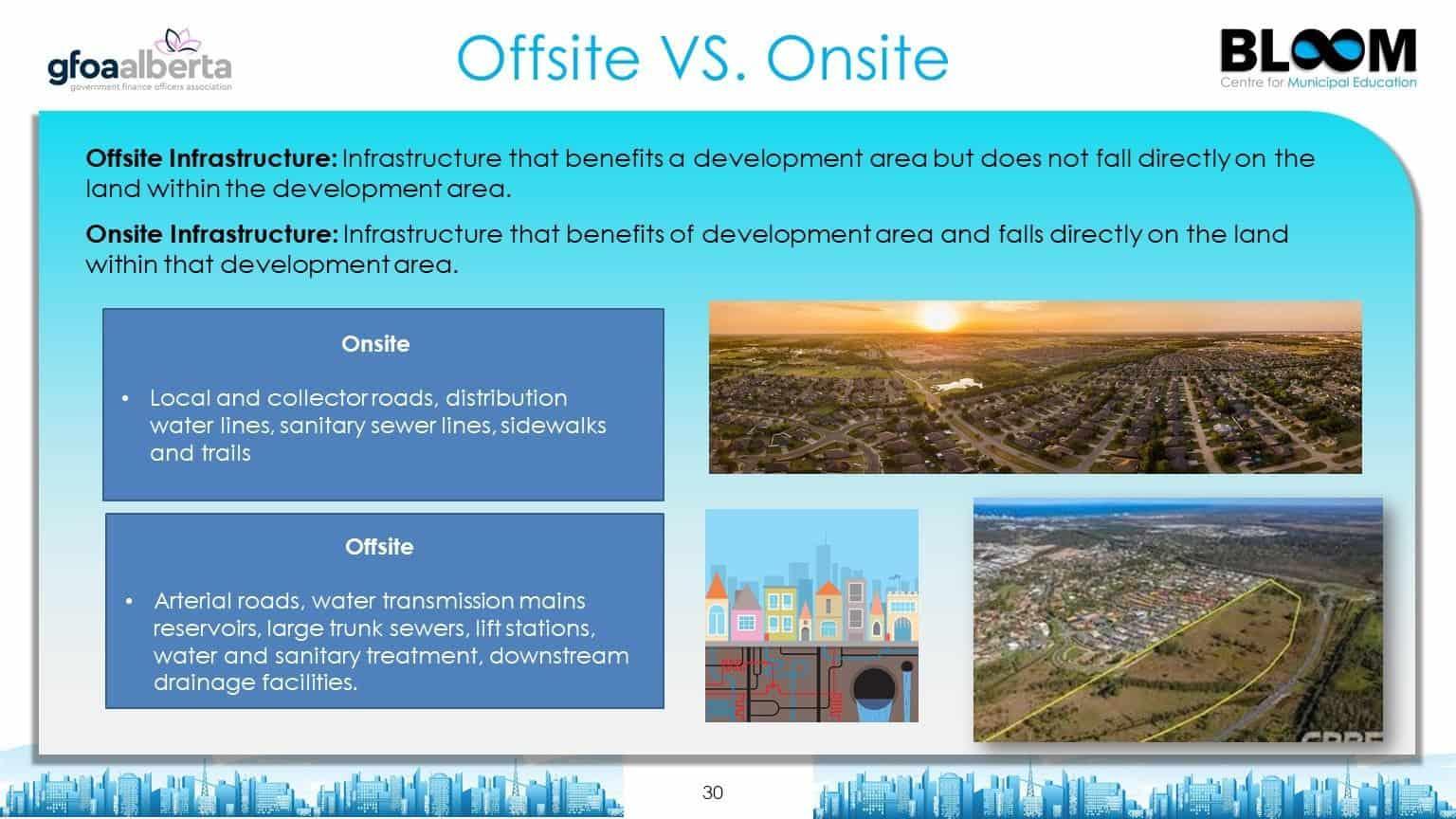 Offsite vs. onsite