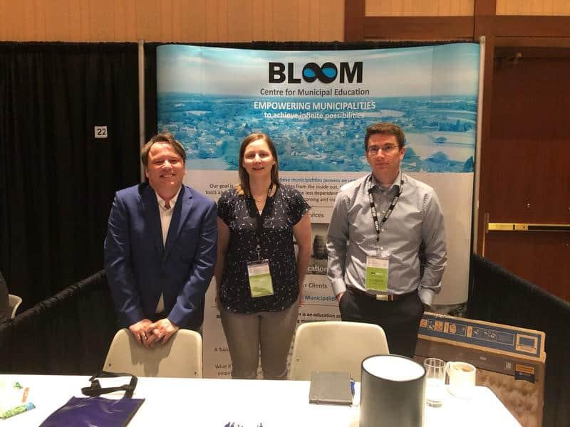GFOA Alberta Conference Booth