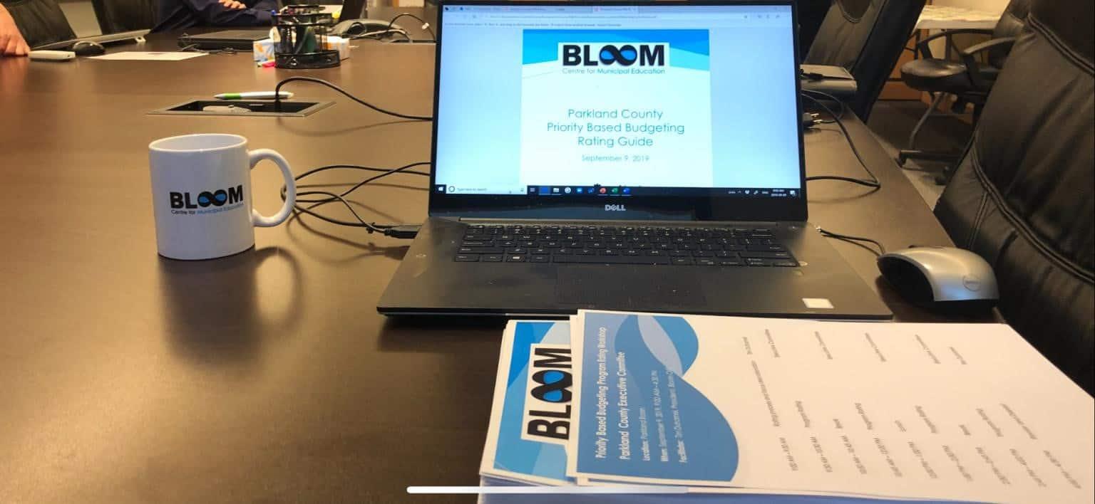 Bloom CME instructor setup