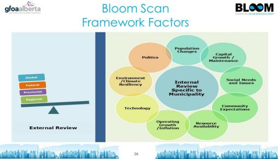 Bloom Scan Framework Factors 1