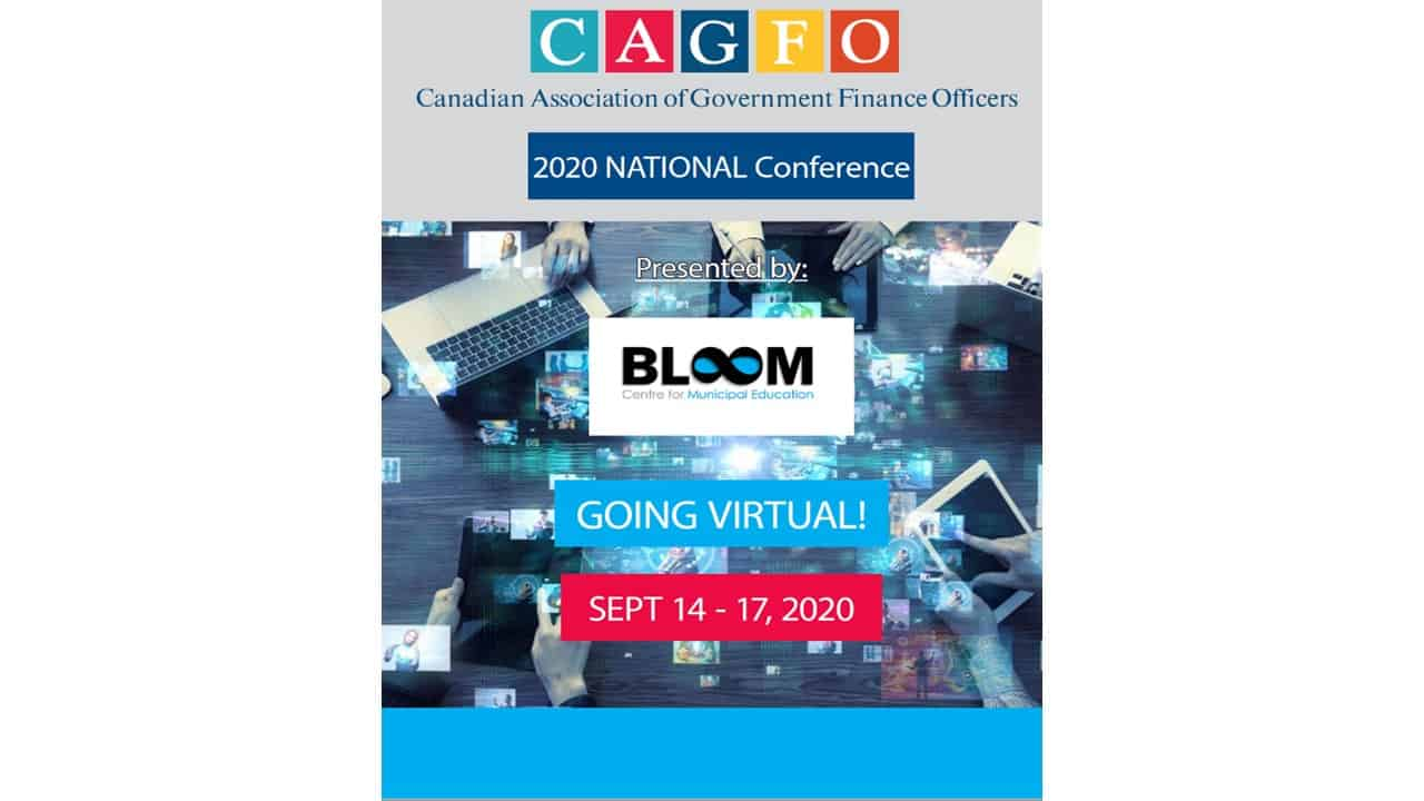 CAGFO 2020 National Conference