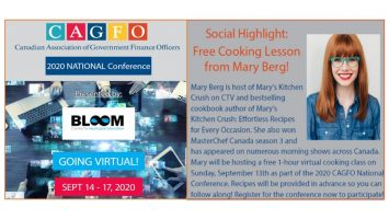 CAGFO Conference - Mary Berg 3