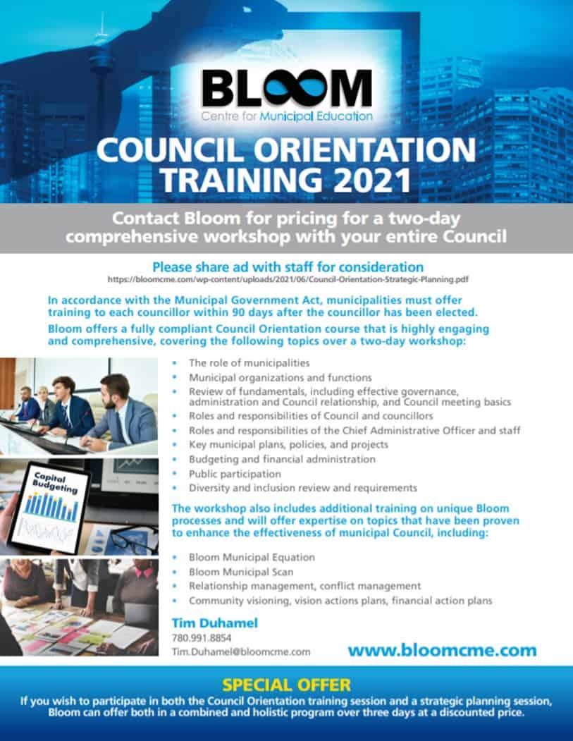 Council Orientation
